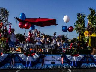 Arlington Fourth of July Parade