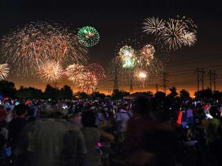"Sugar Land's Fourth of July ""Star Spangled Celebration"""