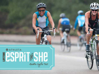 Athleta Esprit de She Austin Cycle Tour
