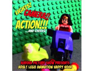Adult Lego Workshop
