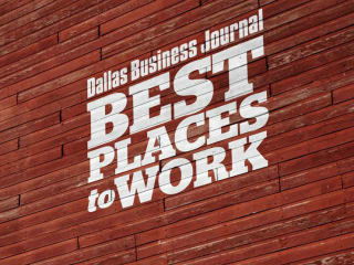 Dallas Business Journal presents Best Places to Work Awards