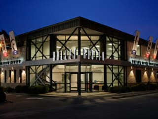 Ballet Austin Ventures Studio building exterior