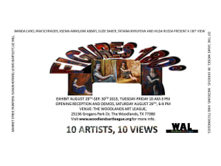 Woodlands Art League Figures 180