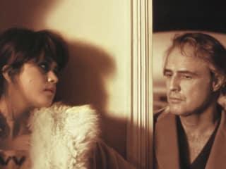Last Tango in Paris starring Marlon Brando