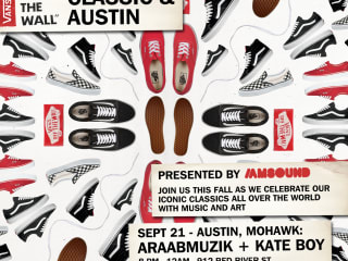 Vans Classic & Austin at the Mohawk with AraabMUZIK