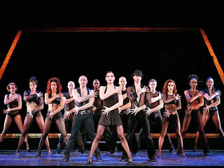 Gexa Energy Broadway at the Hobby Center presents Chicago