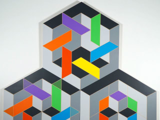 SAMARA Gallery Fariba Abedin Geometric Love