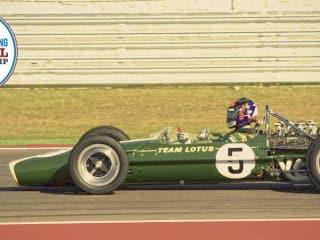 US Vintage National Racing Championship race car