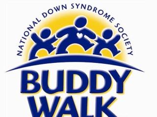 logo for Austin Buddy Walk