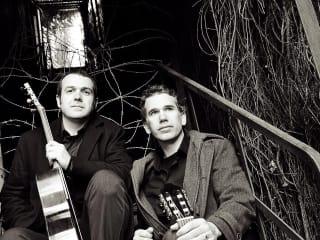 Benoit Albert and Randall Avers of Les Freres Meduses