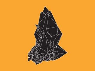 Logo for the East Austin Studio Tour E.A.S.T.
