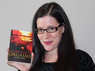Erotica author and editor Rachel Kramer Bussel