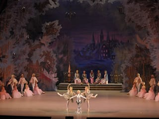 dancers performing the Nutcracker at the Mariinsky Ballet