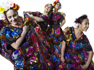 Calpulli Mexican Dance Company Houston Debut