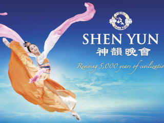 Shen Yun performing at the Long Center in Austin in 2013