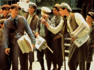 paperboys from Newsies