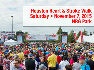2015 Heart & Stroke Walk