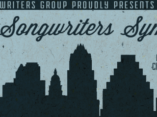 banner for 10th annual Austin Songwriters Symposium