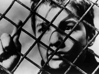 still from film The 400 Blows by Truffaut