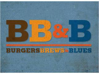 Burgers, Brews & Blues