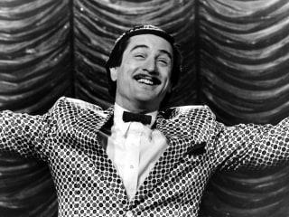 Robert de Niro in Martin Scorsese's The King of Comedy
