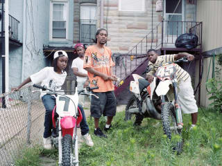 bike gang from the film 12 O