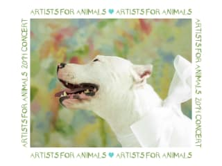 Operation Kindness Presents Artists For Animals Multimedia Concert