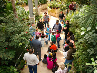 Texas Discovery Gardens Presents Butterfly House Discovery Tour