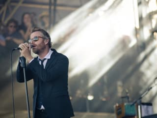 ACL Festival 2013 Day 3 The National 8883