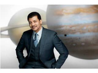 Cosmos TV series with Neil deGrasse Tyson