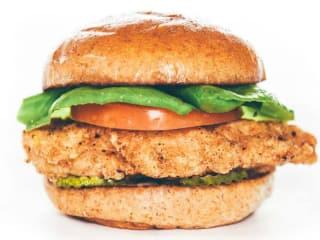 Flyrite Chicken drive-thru chain Austin restaurant sandwich 2015
