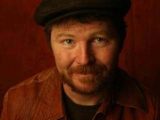 headshot of writer and comedian Owen Egerton