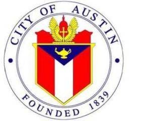 logo for City of Austin