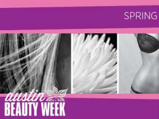 Austin Beauty Week 2014 poster