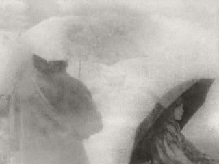 Jill Skupin Burkholder's Rain Girl