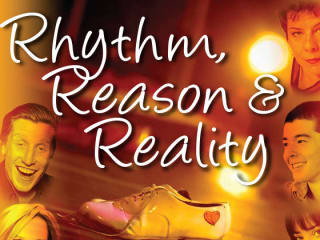 poster for Tapestry Dance Company show Rhythm Reality and Reason