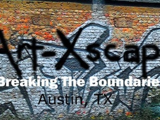 art-xscape art market logo