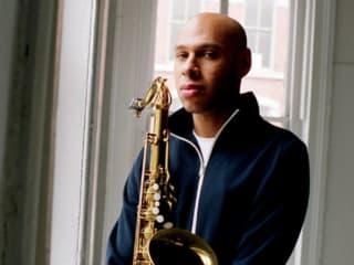 saxophonist Joshua Redman