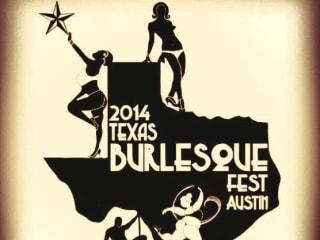 logo of the Texas Burlesque Festival