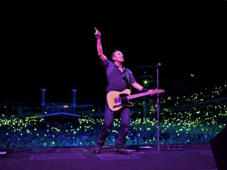 Bruce Springsteen in Springsteen and I