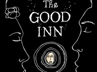 cover of the novel The Good Inn by Josh Frank and Black Francis