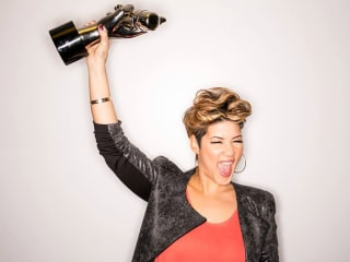 Tessanne Chin from The Voice