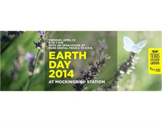 Mockingbird Station presents Earth Day 2014