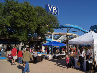 Olive Festival at Volente Beach
