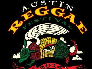 logo for Austin Reggae Fest 2014