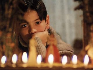 scene from the movie Fanny and Alexander
