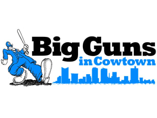 Big Guns in Cowtown