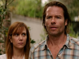 scene from film Hateship Loveship with Kristen Wiig and Guy Pearce
