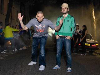 Rene and Eduardo of Calle 13