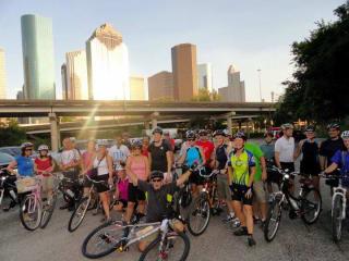 "Bayou City Outdoors hosts ""Bikes, Bats, Brews & Bcycles - All On Buffalo Bayou"""